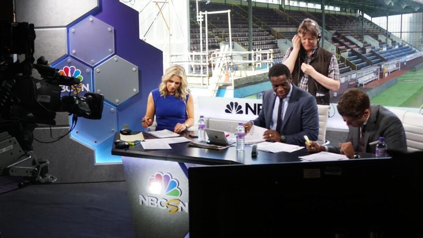Robbie Earle, NBC Sports