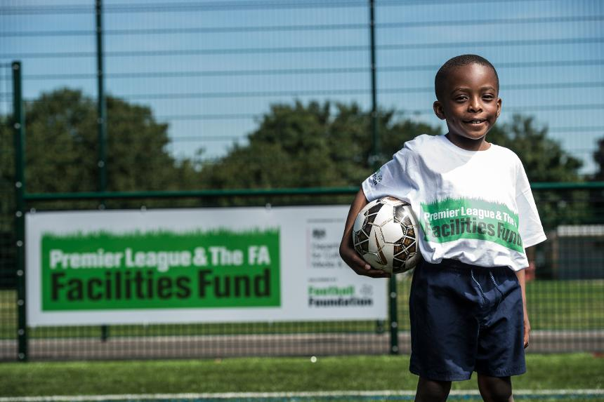 Premier League & The FA Facilities Fund, Mayplace Playing Fields