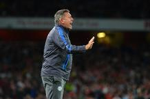 Craig Shakespeare, Leicester