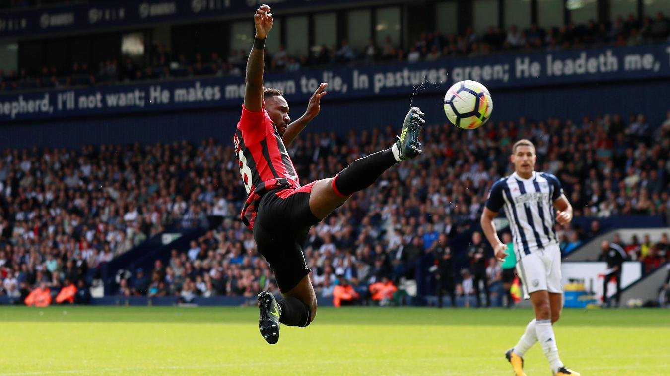 West Brom 1-0 AFC Bournemouth