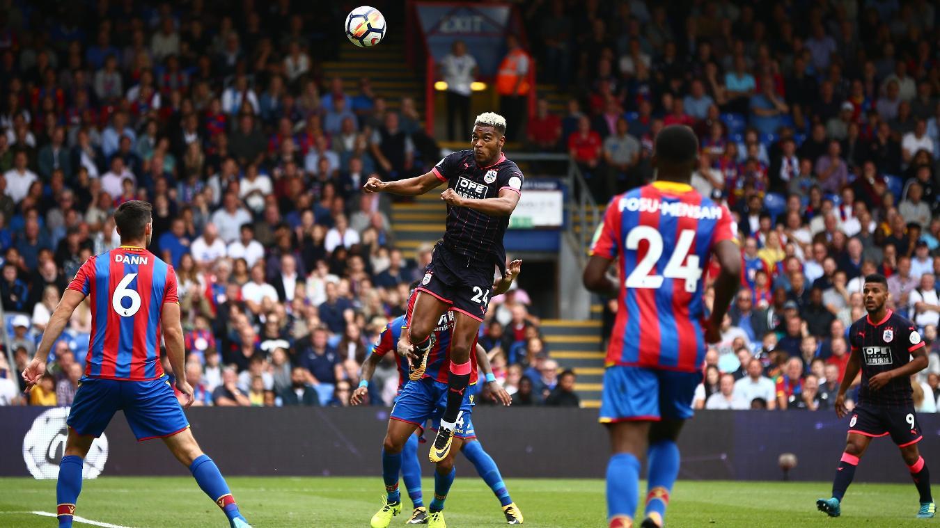 Crystal Palace 0-3 Huddersfield