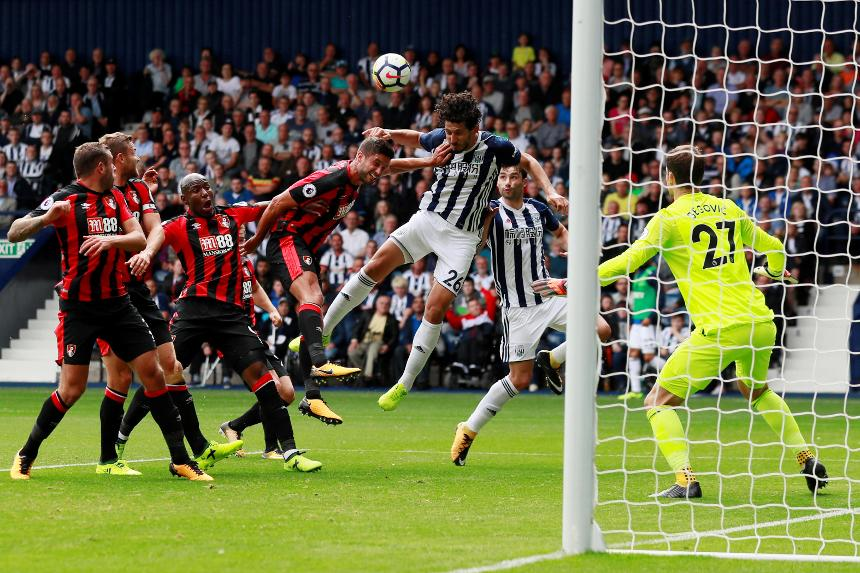 West Brom v AFC Bournemouth