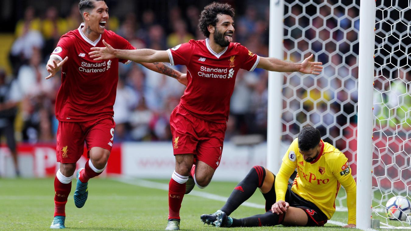 Watford 3-3 Liverpool