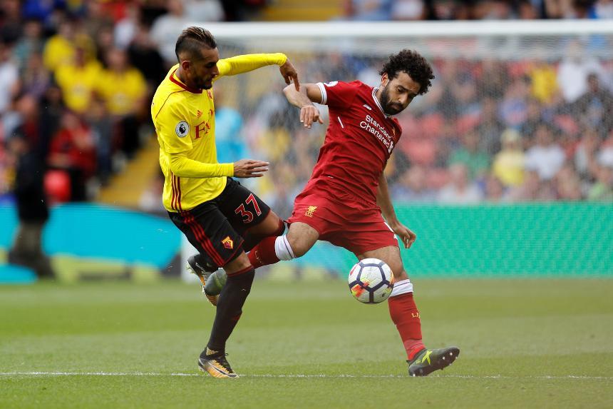 Watford v Liverpool