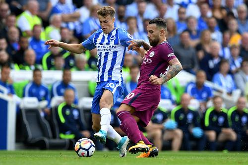 Brighton V Man City 2017 18 Premier League