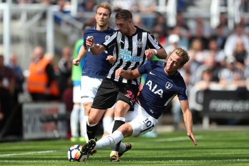 Newcastle 0-2 Tottenham Highlights