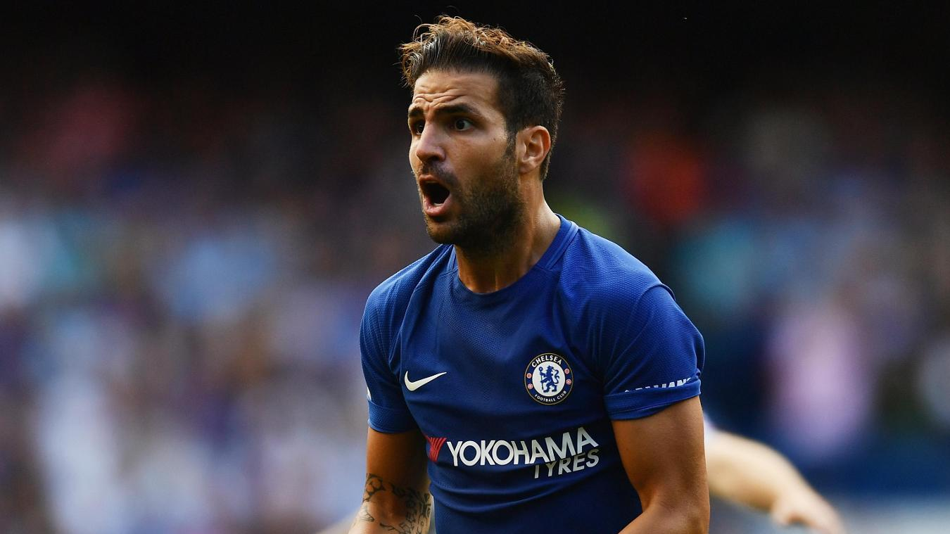 Image result for fabregas chelsea