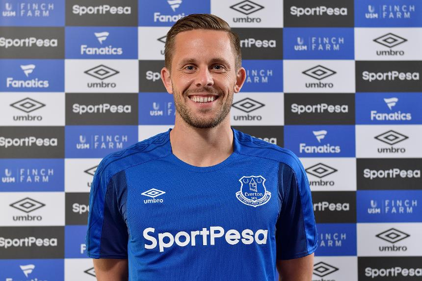 Everton finally get their man as Gylfi Sigurdsson signs