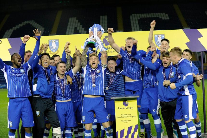 2016/17 Professional Development League winners: Sheffield Wednesday