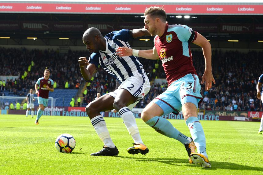 Burnley v West Bromwich Albion - Premier League