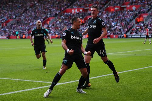 Southampton 3-2 West Ham United Highlights