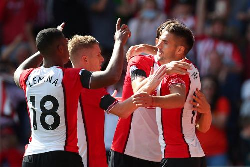 Southampton 3-2 West Ham Untied Highlights