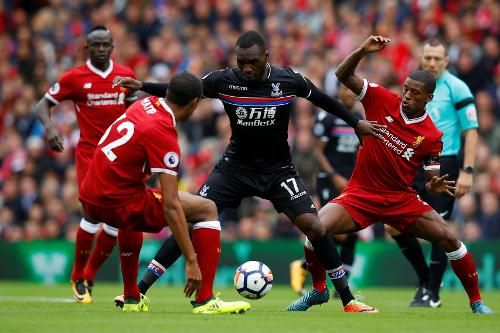 Liverpool 1-0 Crystal Palace Highlights
