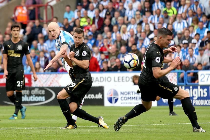 Huddersfield Town v Newcastle United