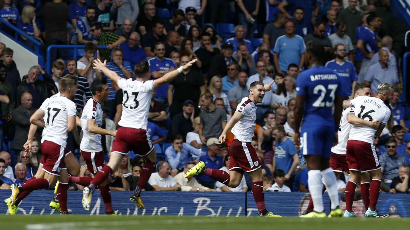 Tottenham Hotspur v Burnley, 27 August