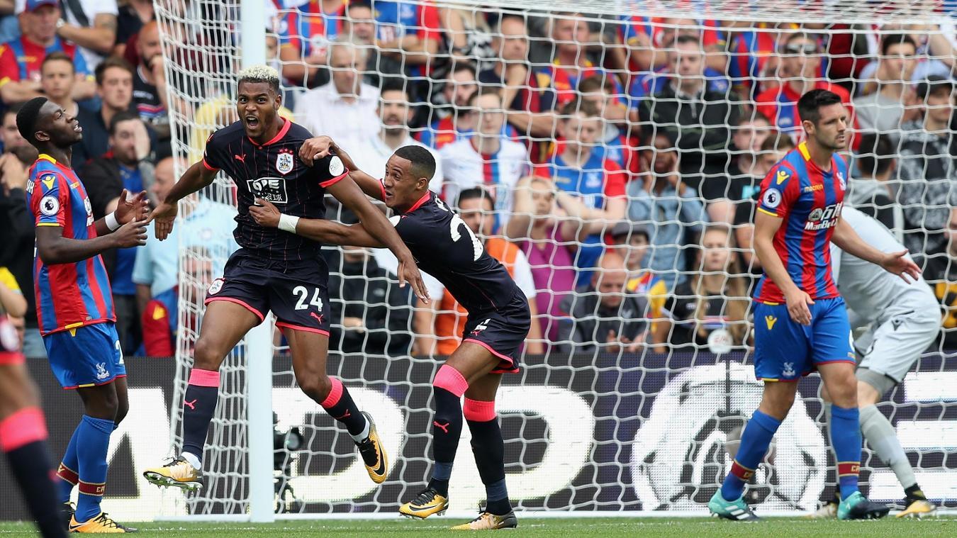 Huddersfield Town v Southampton, 26 August