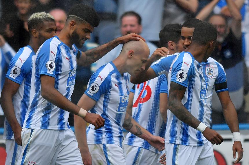 Huddersfield Town v Southampton