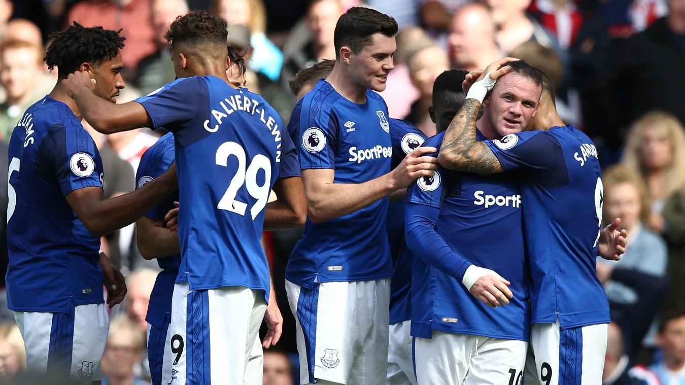 Chelsea v Everton, 27 August