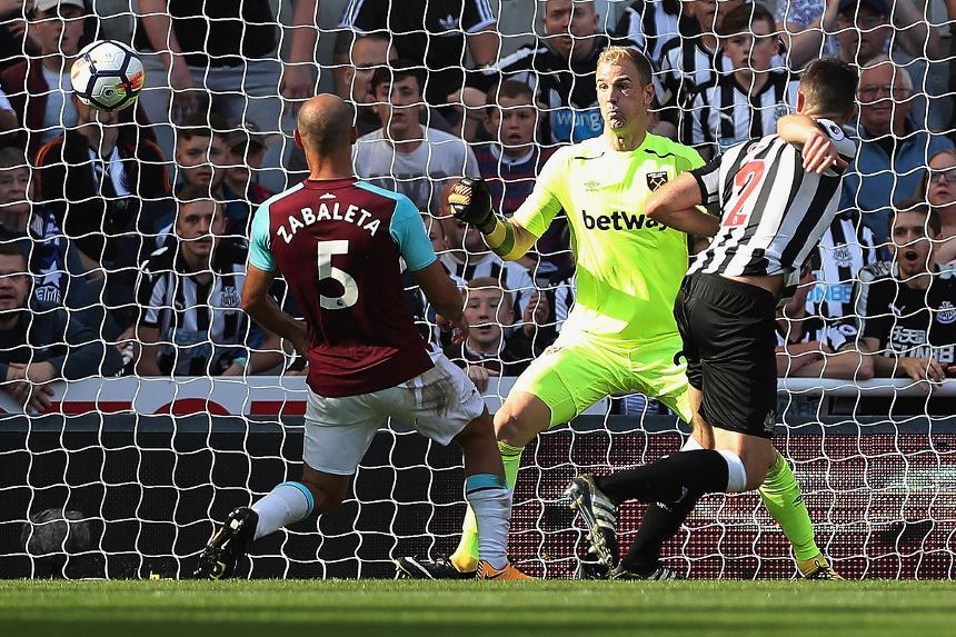 Newcastle United v West Ham United