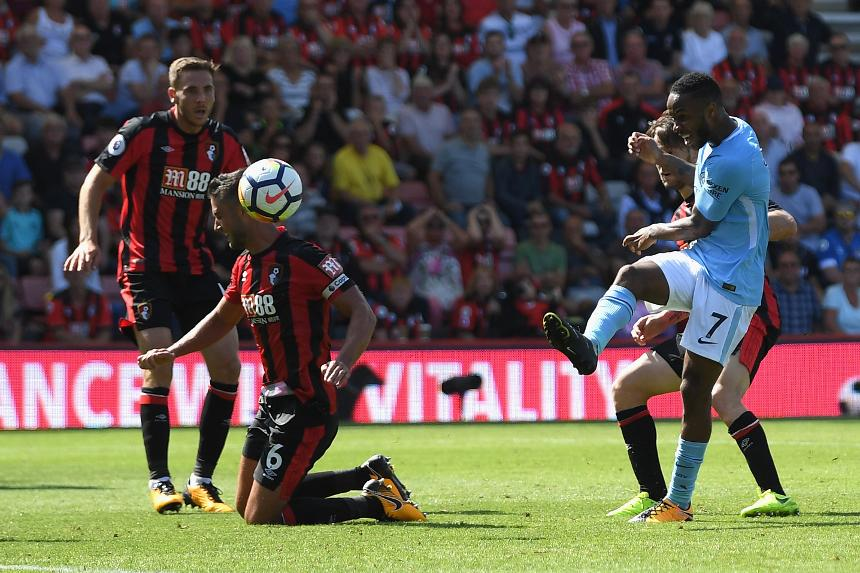 AFC Bournemouth v Manchester City
