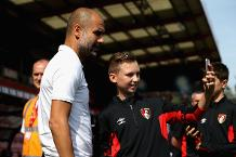 AFC Bournemouth v Manchester City
