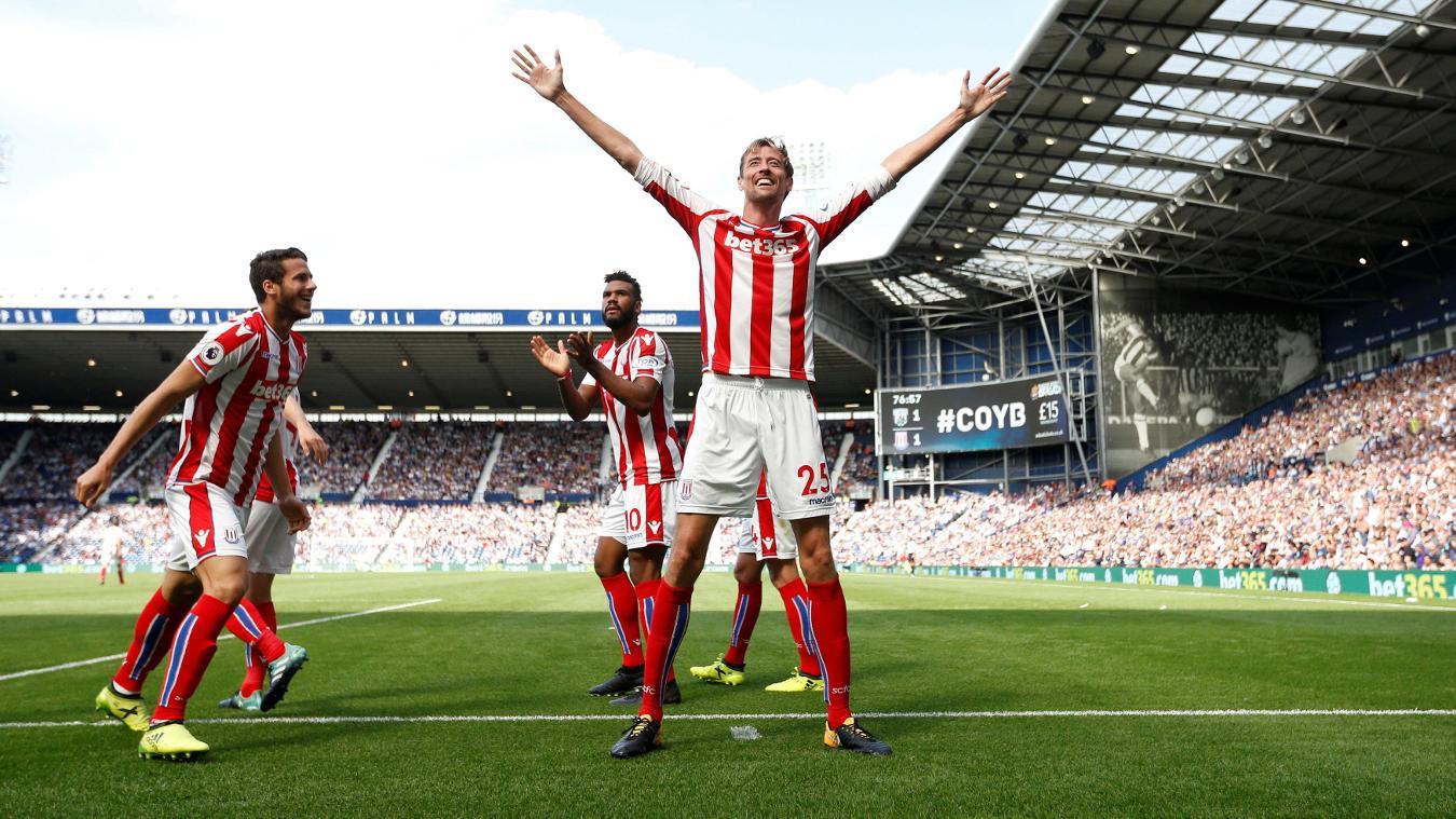 West Bromwich Albion 1-1 Stoke City
