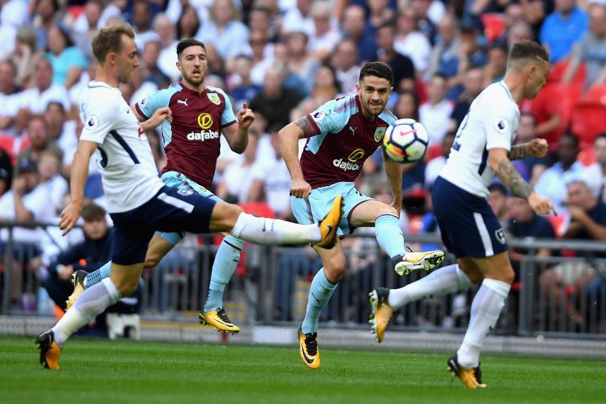 Tottenham Hotspur v Burnley, Robbie Brady