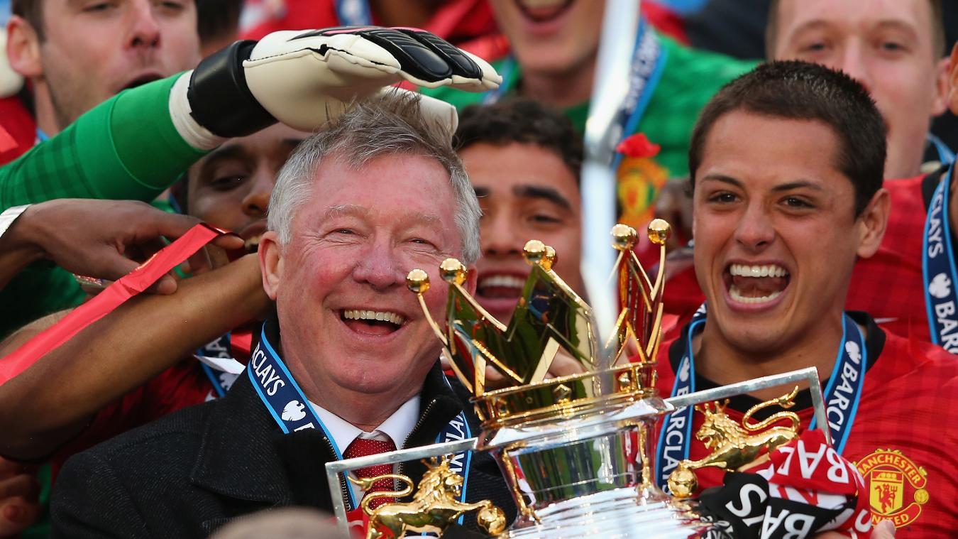 Sir Alex Ferguson, Man Utd