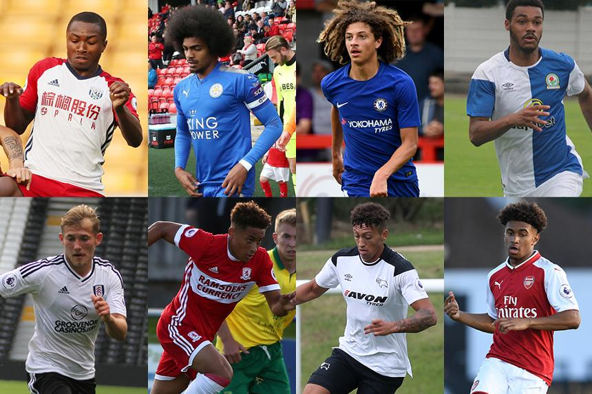 Eight contenders for August's Premier League 2 Player of the Month