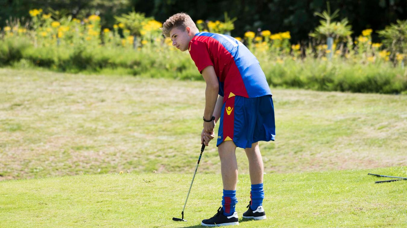 Elliot, Crystal Palace, PL Golf