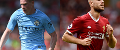 Kevin De Bruyne, Man City and Jordan Henderson, Liverpool
