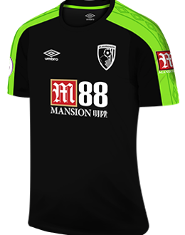 Bournemouth third kit, 2017-18