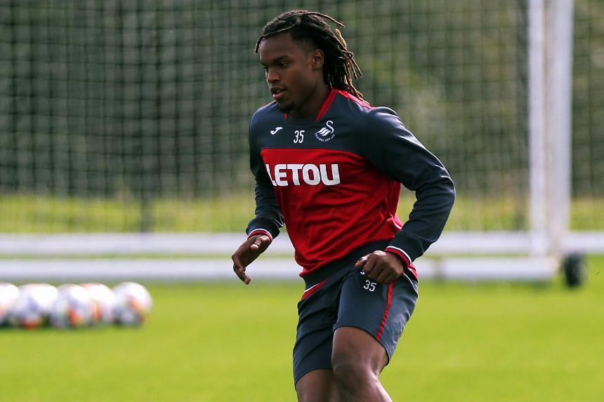 Renato Sanches, Swansea City