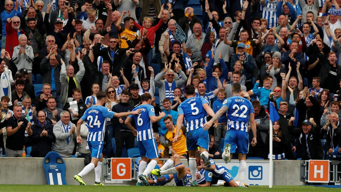 Brighton 3-1 West Brom