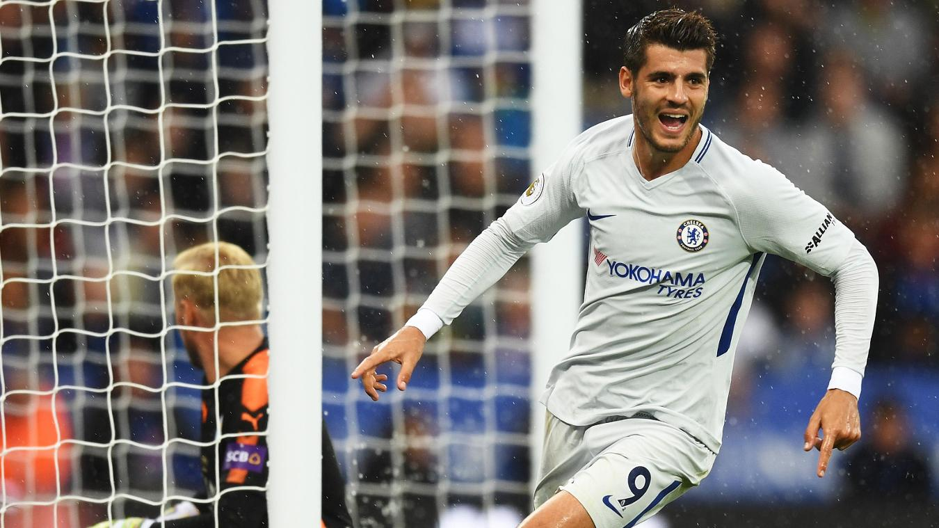 Leicester City 1-2 Chelsea