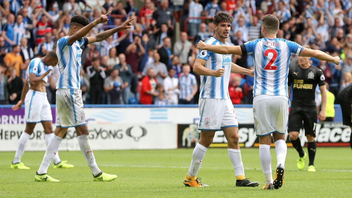 Huddersfield Town v Leicester City, 16 September