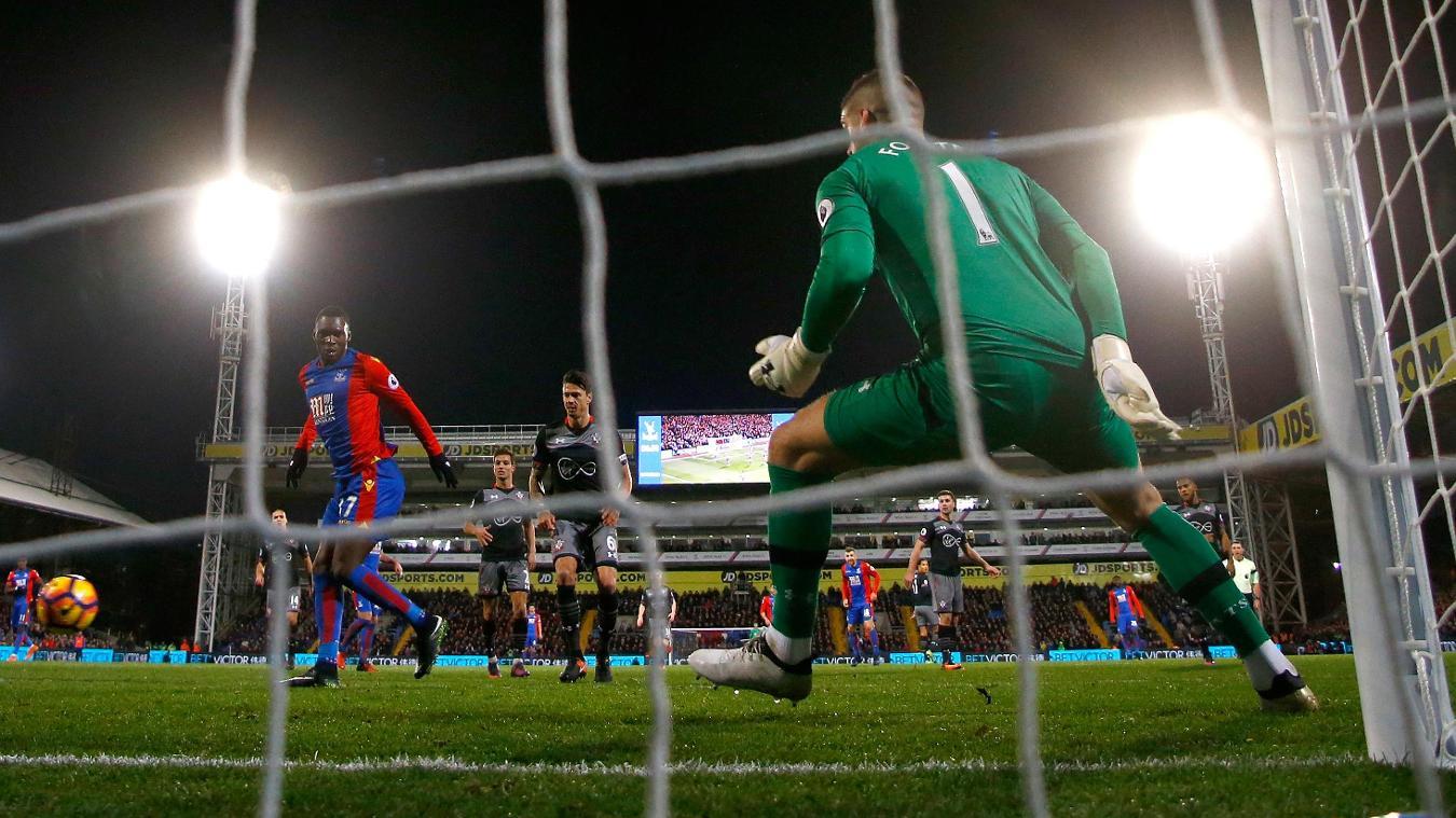 Crystal Palace v Southampton, 16 September