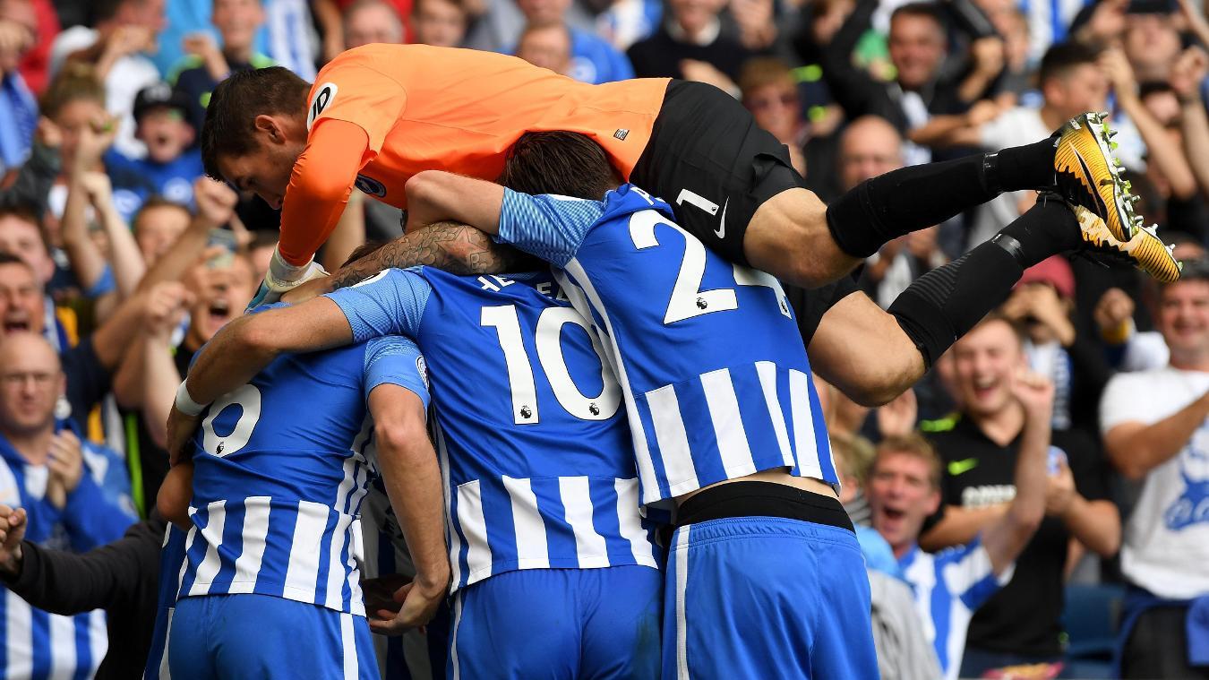AFC Bournemouth v Brighton, 15 September