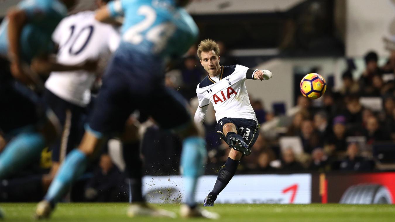 Tottenham Hotspur v Swansea City, 16 September