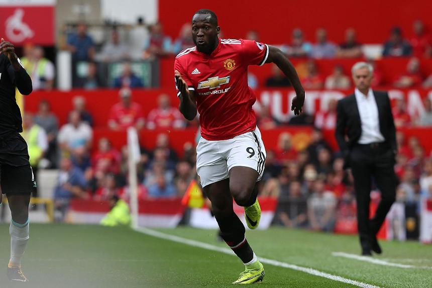 Romelu Lukaku, Man Utd