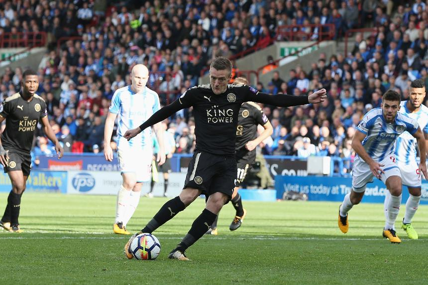Huddersfield Town v Leicester City