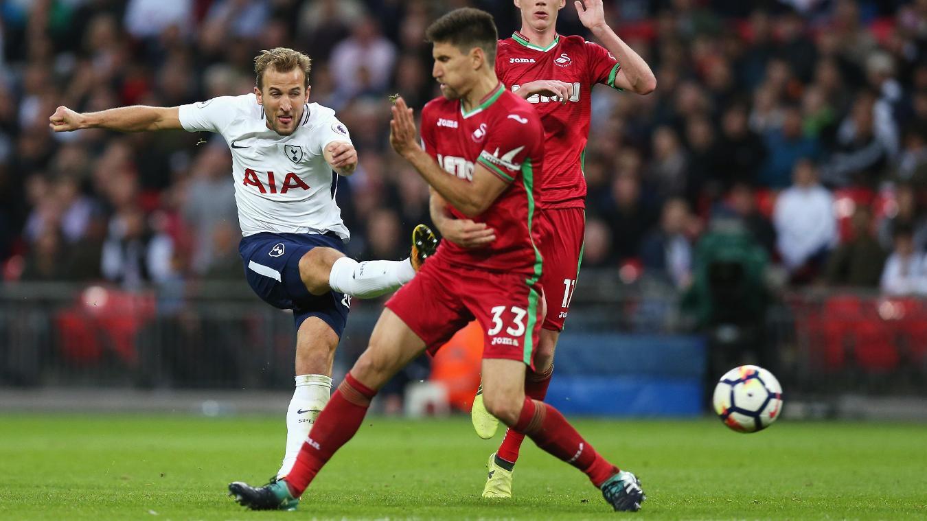 Tottenham Hotspur 0-0 Swansea City