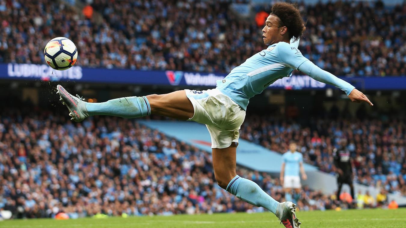 Manchester City 5-0 Crystal Palace