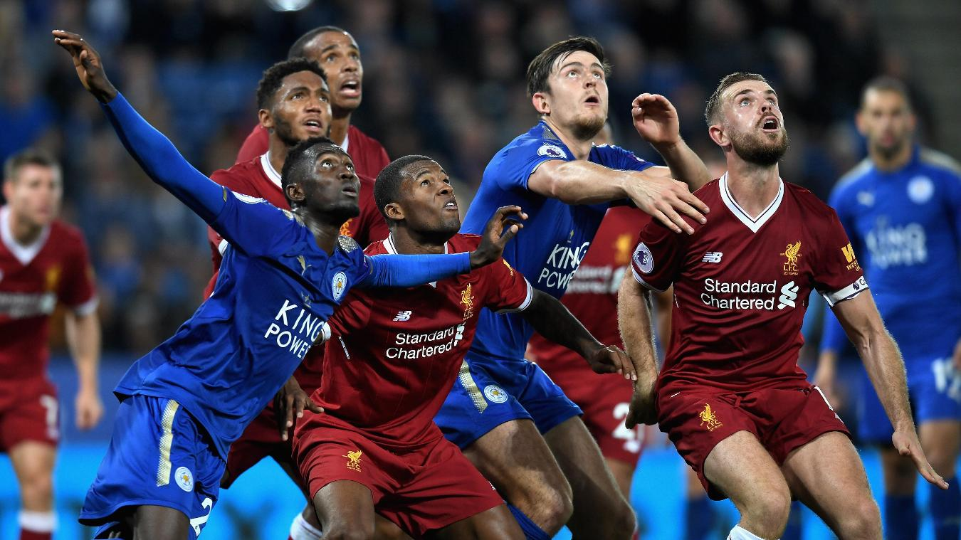 Leicester City 2-3 Liverpool