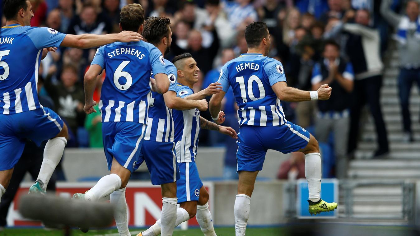 Brighton 1-0 Newcastle