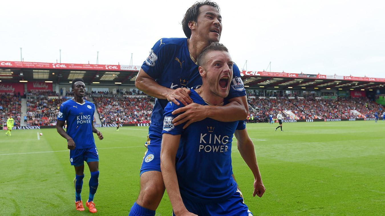 AFC Bournemouth v Leicester City, 30 September