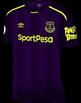 Everton third kit, 2017-18
