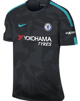 Chelsea third kit, 2017-18