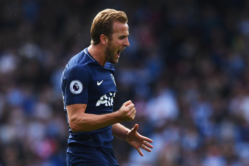 Harry Kane, Tottenham Hotspur