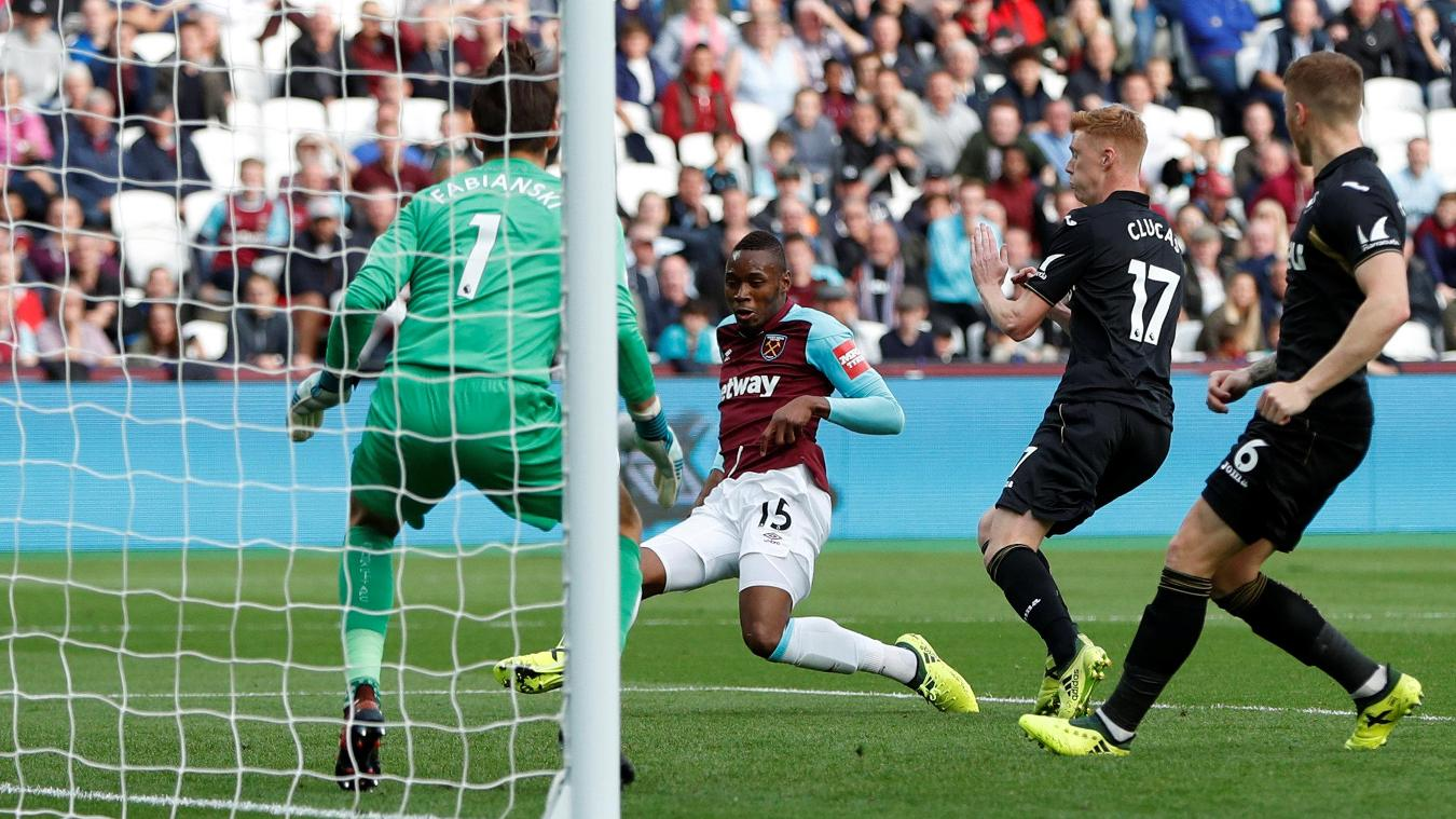 West Ham Untied vs Swansea City Highlights